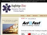 First Aid Supplies, AED, Training